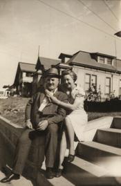 Gertrude and John