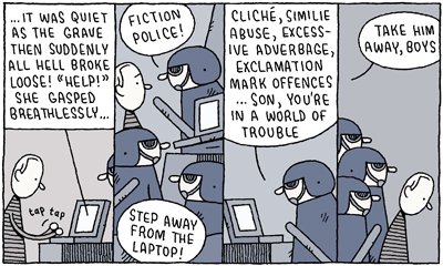 Fiction police